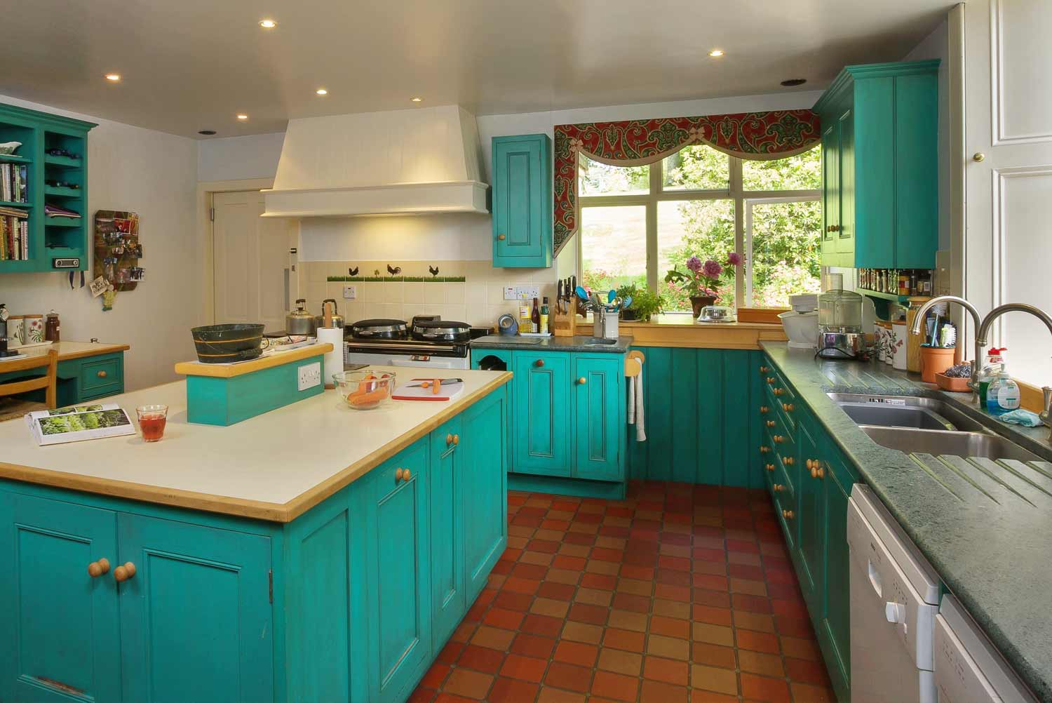 Luxury self catering accommodation in scotland for Luxury kitchens scotland